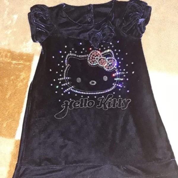 images products 2018-07-25 cropped 104-es-hello-. 104-es Helló Kitty  sötétkék ruha eladó. 5c44bc84ba