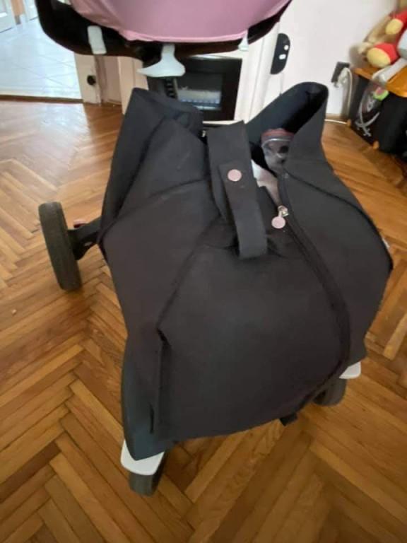 Stokke Xplory V6 rózsaszín sport üléssel,xxl kupolával,szúnyoghálóval, alsótáskával,pohátartóval, esővédővel, s az egyszer sem használt napernyővel együtt.  Garanciás , 2022 agusztusig Ár: 250 000ft - 3