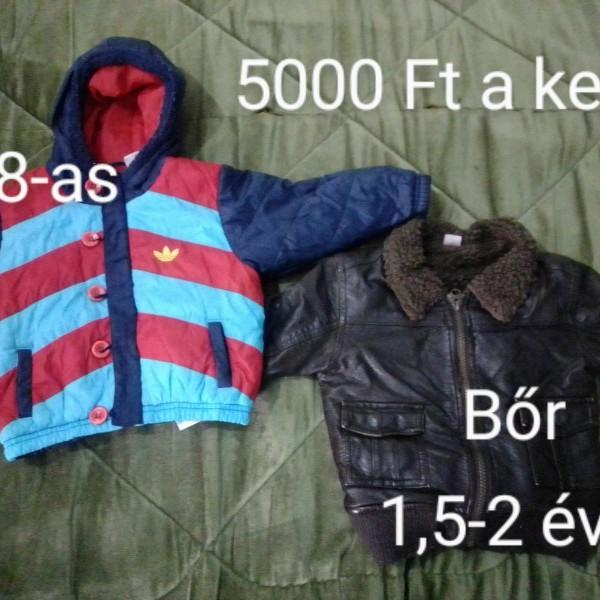 Használt Adidas kabát eladó