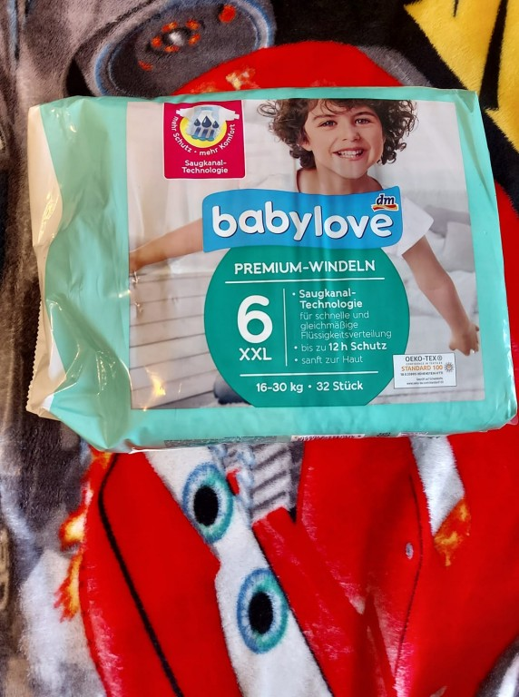 Babylove 6-os méret - 0