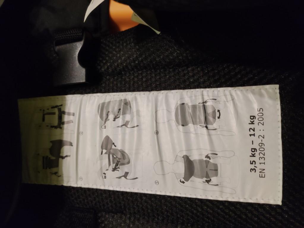 HAUCK 3-Way Carrier Black kenguru babahordozó Háromféleképp használható  Kényelmesen párnázott  Előkéje levehető, mosható  Állítható ülés szélesség  Könnyen felszerelhető - 0