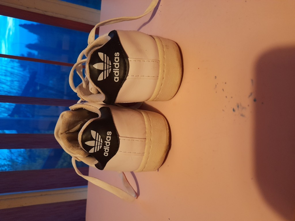 Adidas cipő fehér 38-as - 1