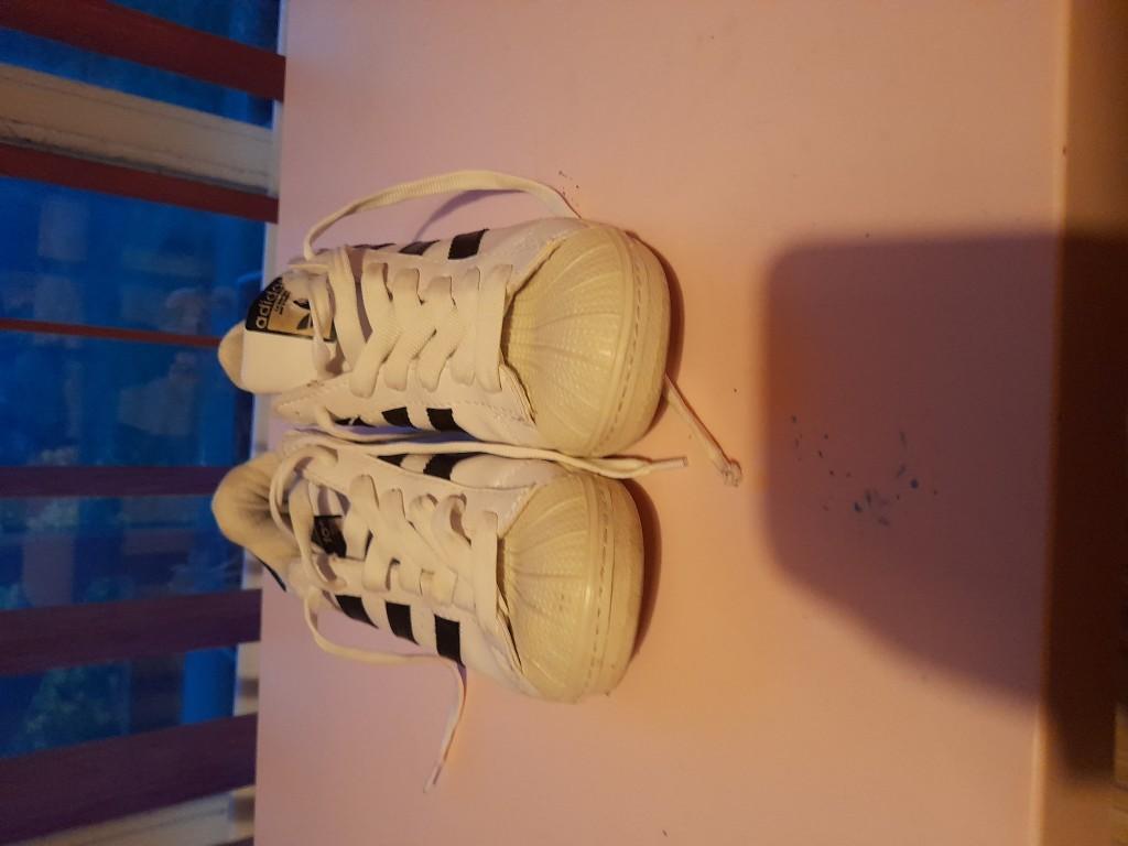 Adidas cipő fehér 38-as - 3
