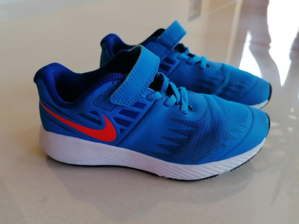 Eladó a képen látható, keveset használt eredeti Nike sportcipő. - 0