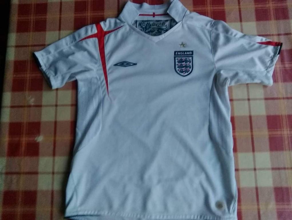 England foci mez 134-es  - 0